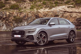 Audi Q8 45 TDI quattro (2020) Review