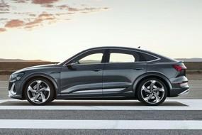Audi's triple-motor e-tron S & Sportback S