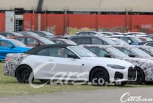 BMW 4Series Cabrio 1