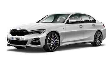 BMW 330i M Sport With M Performance Parts 1
