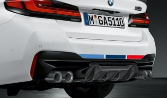 BMW M5 M Performance Parts 23