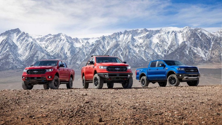 Ford Ranger Off Road Packages3