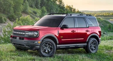 Ford Bronco Sport an 'off-roading family car'