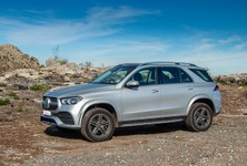 Mercedes Benz GLE300 3