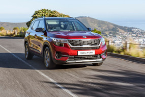 Diesel-Powered Kia Seltos Now in SA