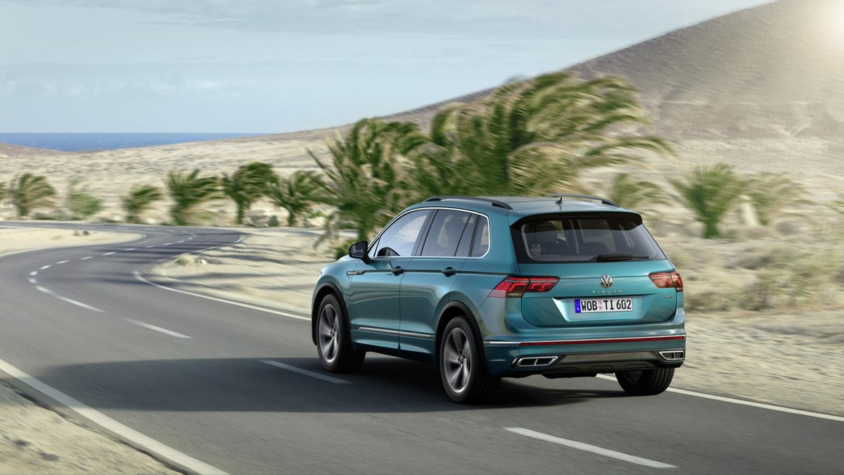 Fresh Volkswagen Tiguan Coming - Cars.co.za