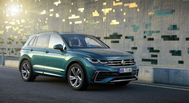 Fresh Volkswagen Tiguan Coming