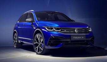 2021 VW Tiguan R 9