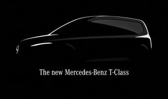 Mercedes Benz T Class