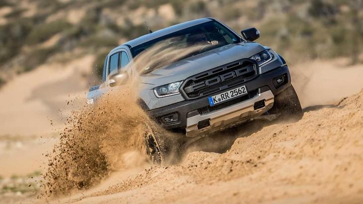 2019 Ford Ranger Raptor Im Test