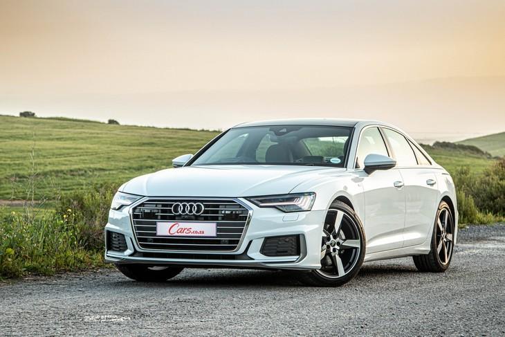 Audi A6TDI 6