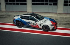 The New BMW M8 Gran Coupe MotoGP Safety Car F93 2