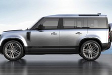 Carlex Design Land Rover Defender Yachting Edition Side Profile