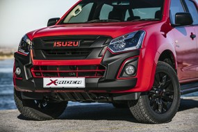 Isuzu Launches D-Max 3.0 X-Rider in SA