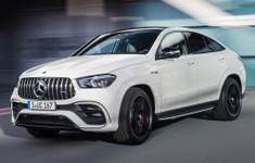 Mercedes Benz GLE63 S AMG Coupe 2021 1024 07