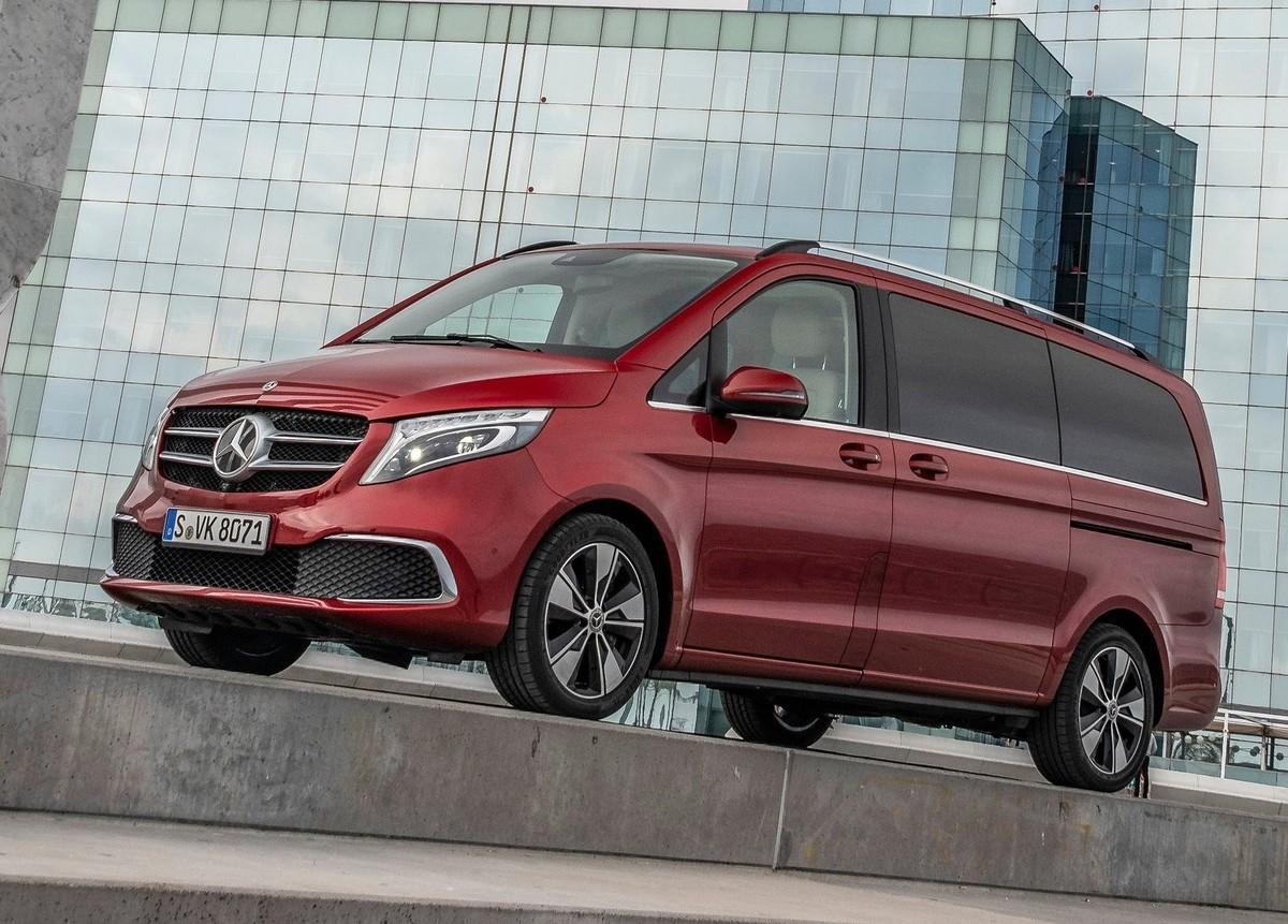 Mercedes-Benz V300d (2020) Specs & Price - Cars.co.za