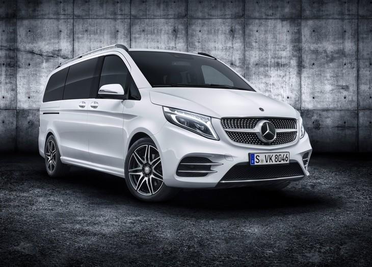 Mercedes Benz V Class 2020 1600 B0