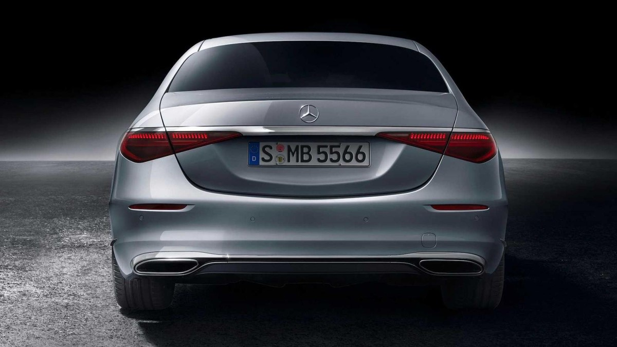 New Mercedes-Benz S-Class Revealed - Cars.co.za
