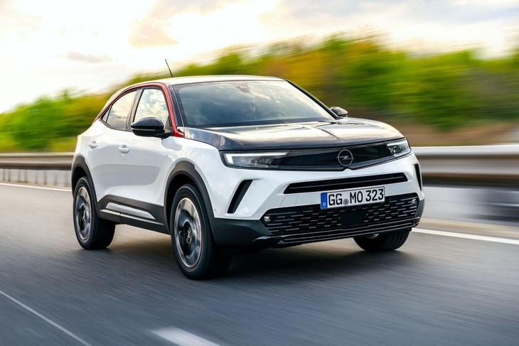 2021 Opel Mokka 2