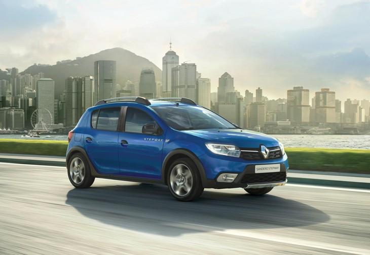 Renault Stepway Techroad Citydrive