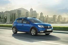 Renault Sandero Stepway Techroad in SA