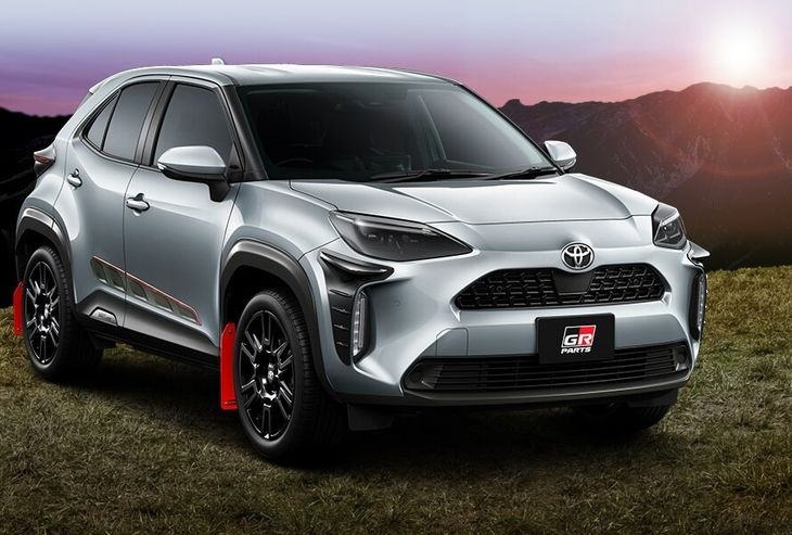 Toyota YarisCrossGR 1