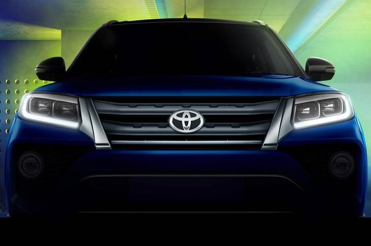 Toyota UrbanCruiser
