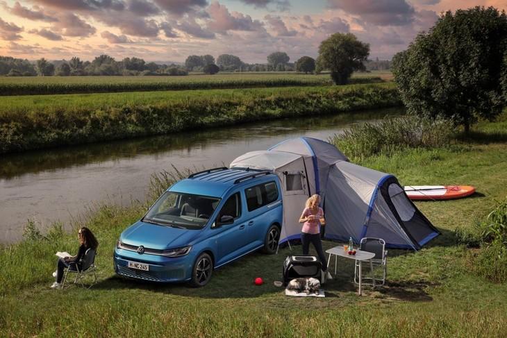 2020 VW Caddy California 2
