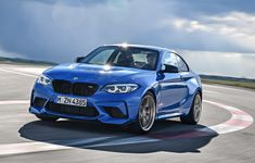 BMW M2CS