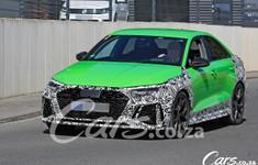 Audi RS3SedanSpy 1