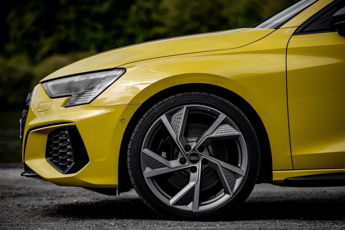 Audi S3 Sportback (2021) International Launch Review ...