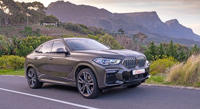 BMW X6M50d 1
