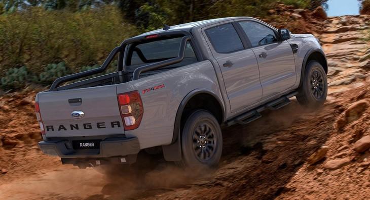 2020 Ford Ranger FX4 MAX 1a