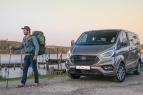 Ford Tourneo Custom 2.0 Limited AT (2020) Review