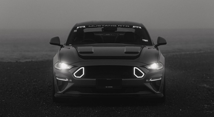Ford MustangRTR 1