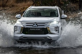 Updated Mitsubishi Pajero Sport (2020) Specs & Price
