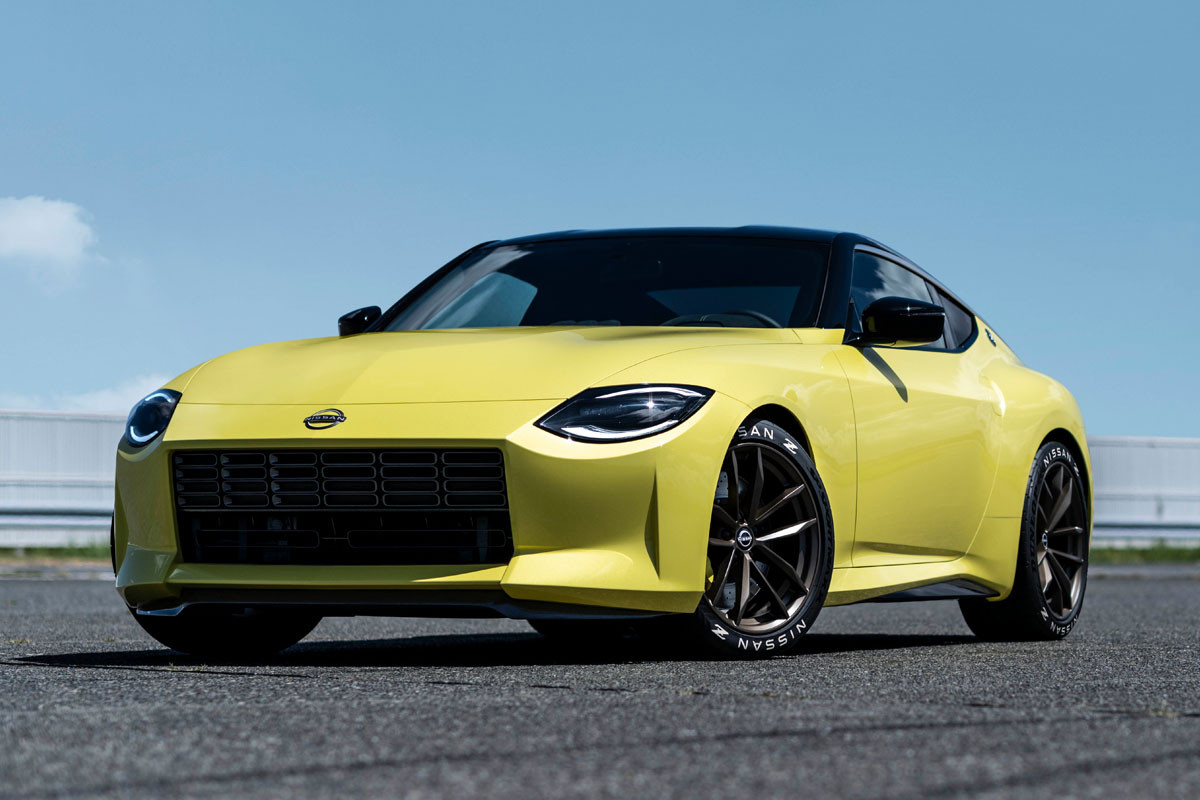 Nissan reveals Z Proto, precursor to the '400Z' - Cars.co.za