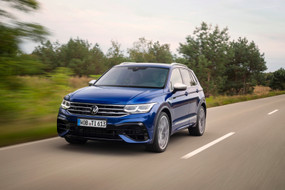 Volkswagen Tiguan R (2020) International Launch Review