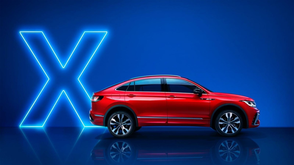 2021 VW Tiguan X Officially Unveiled - Cars.co.za