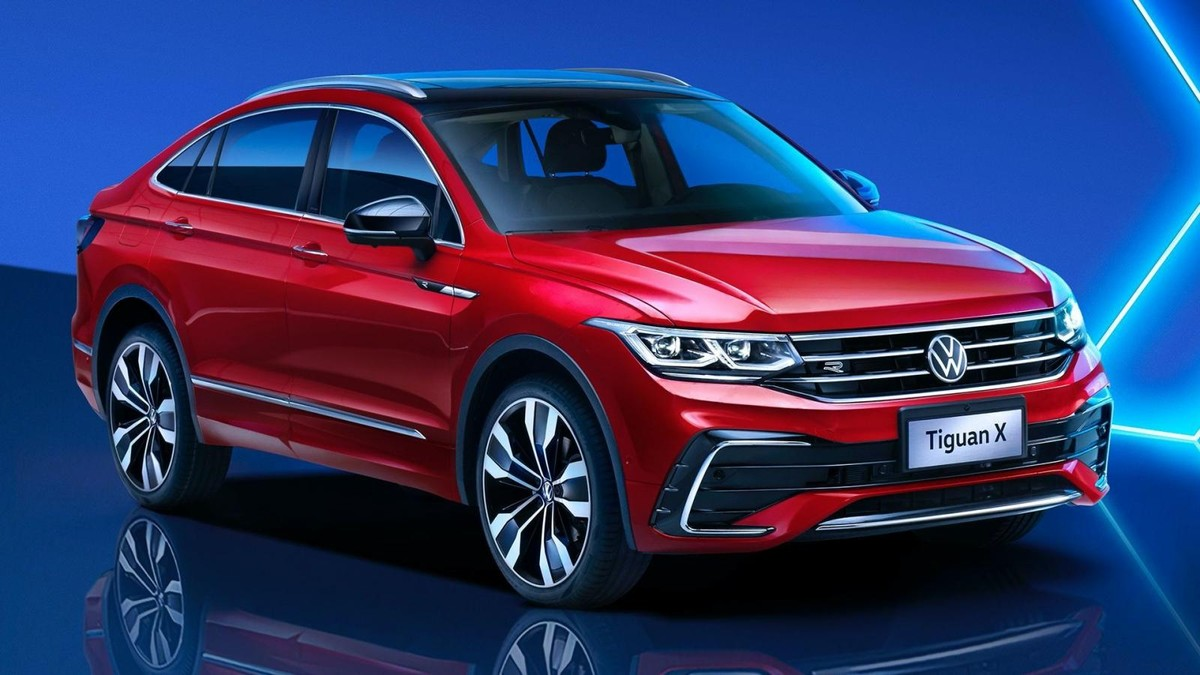 2021 vw tiguan x officially unveiled  carscoza