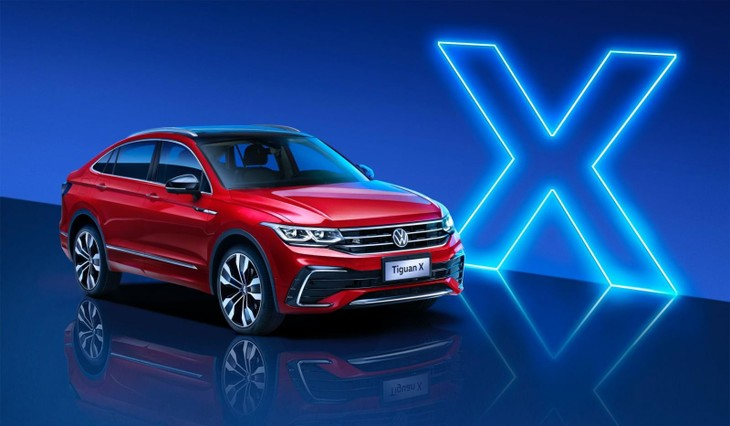 2021 Volkswagen Tiguan X China Spec 2