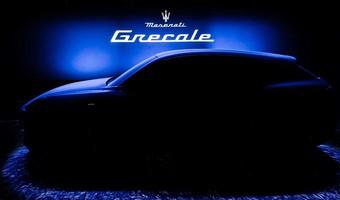 Maserati Grecale La Prima Foto Teaser