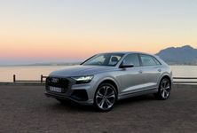 Audi Q8 45tdi 9