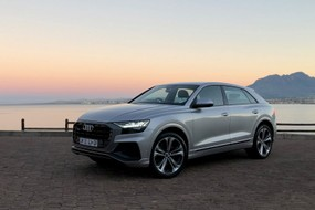 Living with the Audi Q8