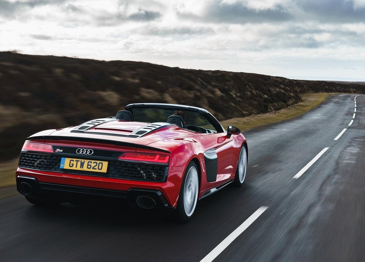 Audi R8 (2021) Specs & Pricing - Cars.co.za
