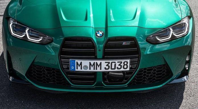 BMW M3 Sedan Competition 2021 1024 59