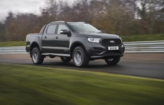 2021 FORD RANGER MS RT DOUBLE CAB 12