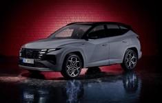 Hyundai Reveals Tucson N Line 01