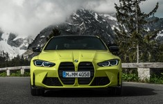 The New Bmw M4 Competition