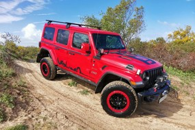 Jeep Wrangler (2021) Review